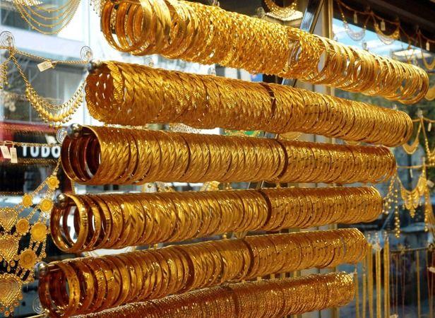 Gün ortası Serbest piyasada altın fiyatları 16 Ağustos 2021