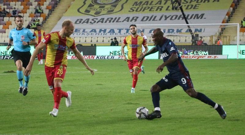 Trabzonspor attıkça attı
