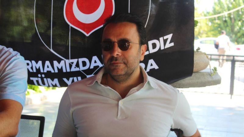 Beşiktaş Asbaşkanından Gaziantep'te flaş açıklamalar