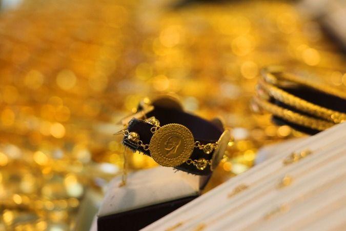 Gün ortası Serbest piyasada altın fiyatları 23 Ağustos 2021