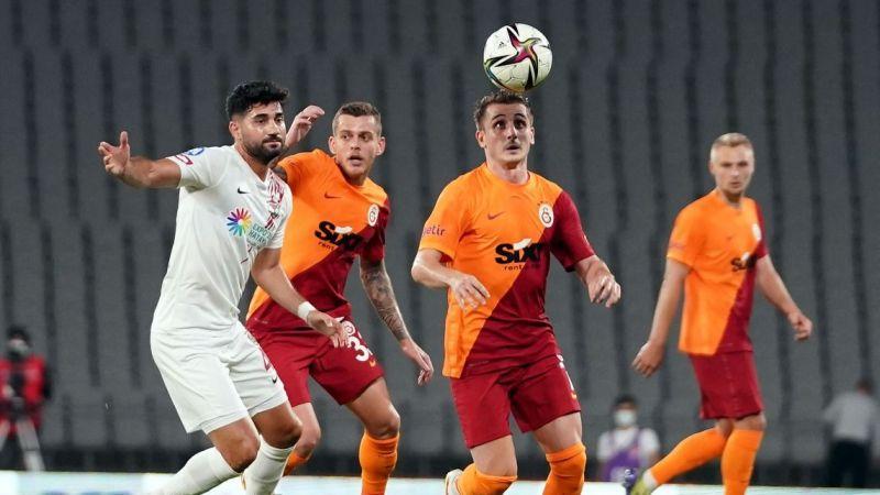Galatasaray'dan ligde 2'de 2