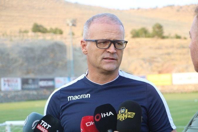 Gaziantep FK maçından 3 puan almak istiyoruz