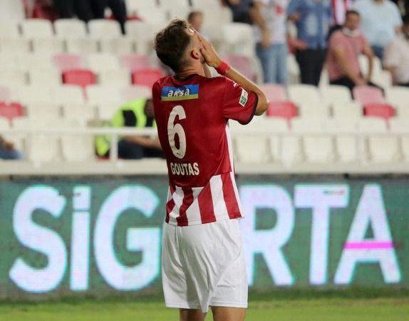 Dimitris Goutas golü attı, ağladı!