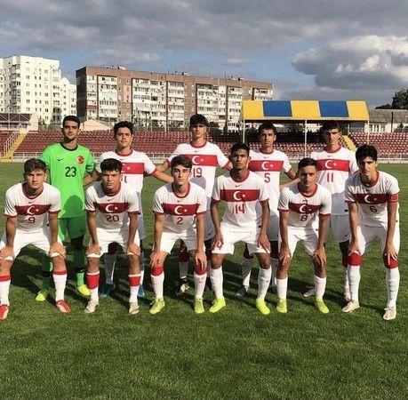 Türkiye U17 Milli Takımı şampiyon oldu