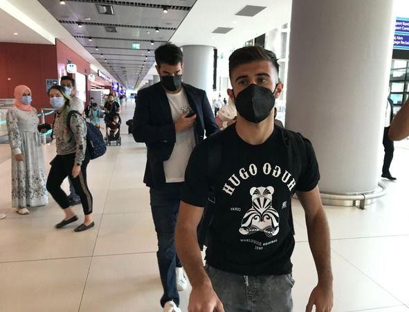 Fenerbahçe'nin yeni transferi geldi