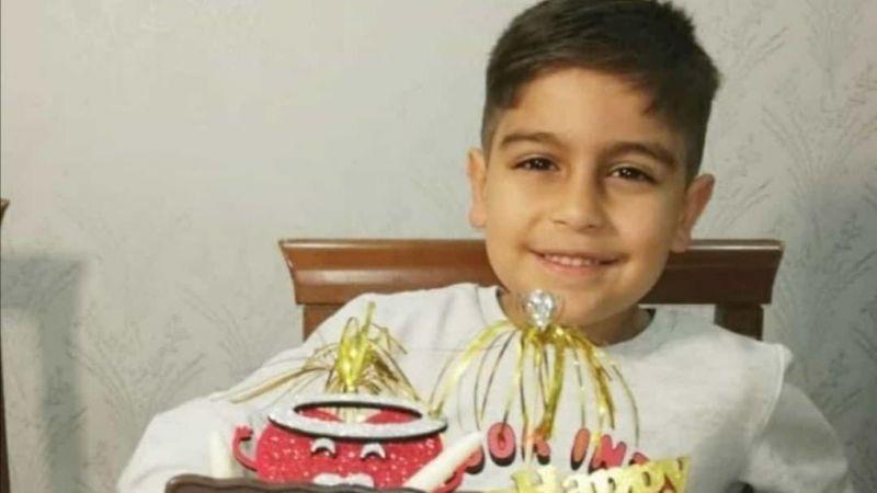 Gaziantep 6 yaşındaki Mustafa Çağlar Polat için ağlıyor