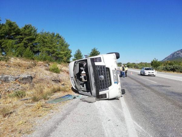Şoför kalp krizi geçirdi... 1 ölü, 49 yaralı