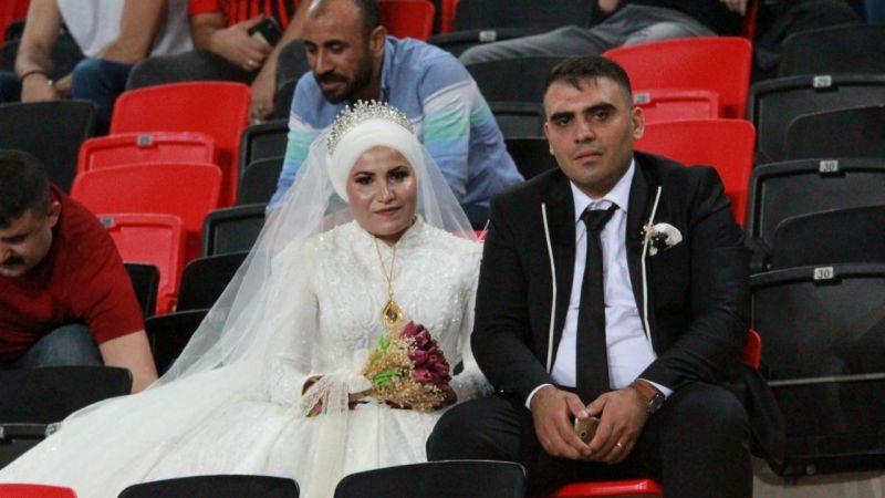 Gaziantep FK-Antalyaspor maçına damga vuran fotoğraf
