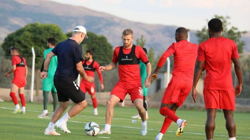 Sivasspor'da, Gaziantep FK mesaisi