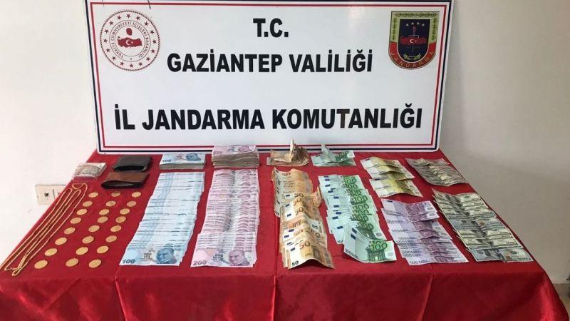 Gaziantep'te büyük soyguncu yakalandı