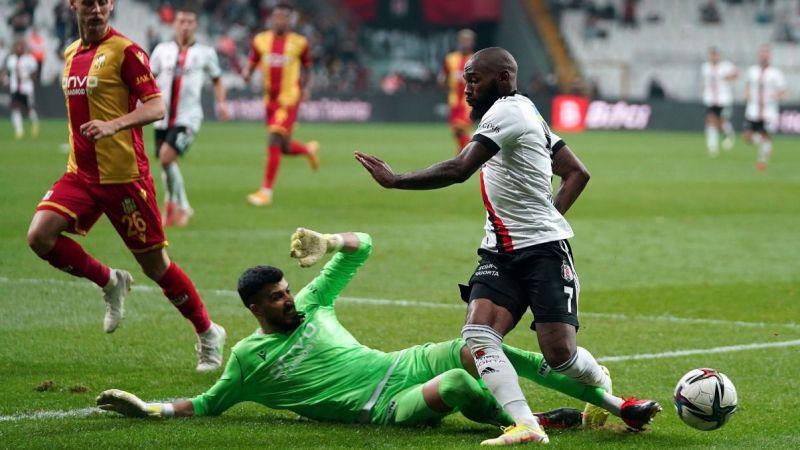 Beşiktaş'ta N'Koudou kadrodan çıkarıldı