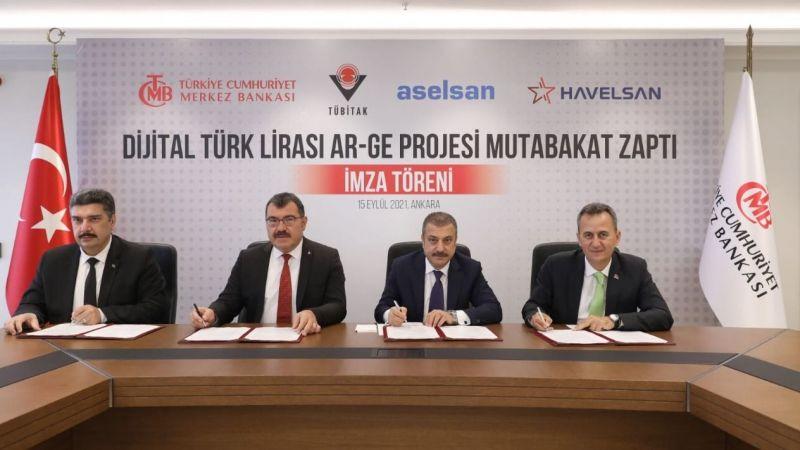 Hazır olun, Dijital Türk Lirası geliyor