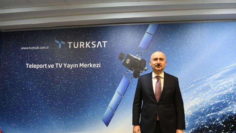 """Türksat 6A'yı """"Space X"""" fırlatacak"""
