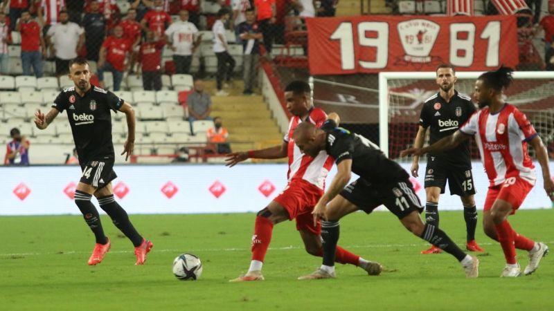 Beşiktaş'tan müthiş geri dönüş