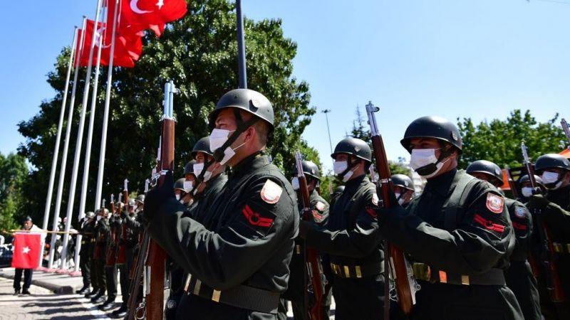 Gaziantep'te Gaziler Günü coşkusu