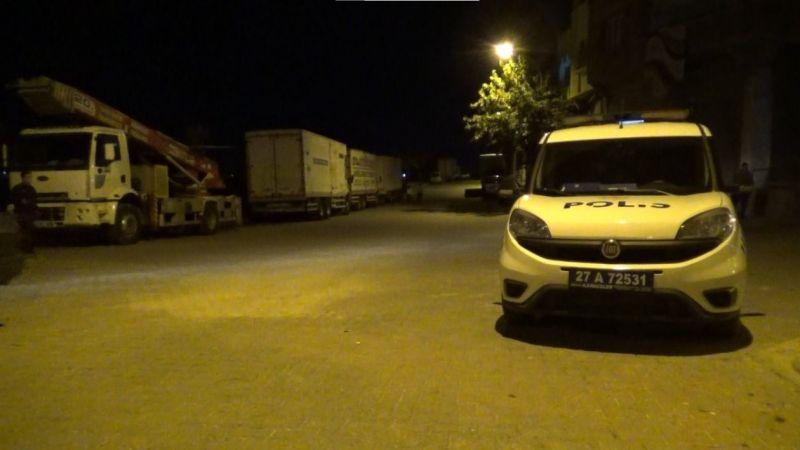 Gaziantep'te sokak düğününde kan aktı