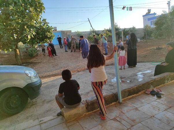 Gaziantep'te engelli adama damat vahşeti