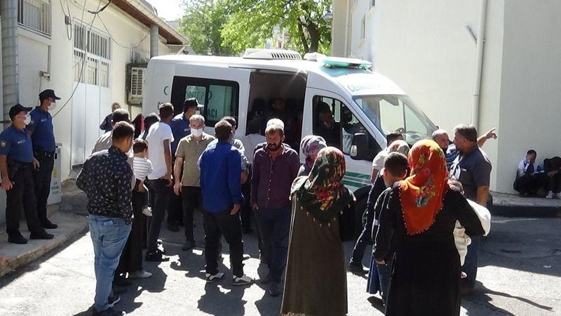 Burası Gaziantep... Önce vurdular sonra dövdüler