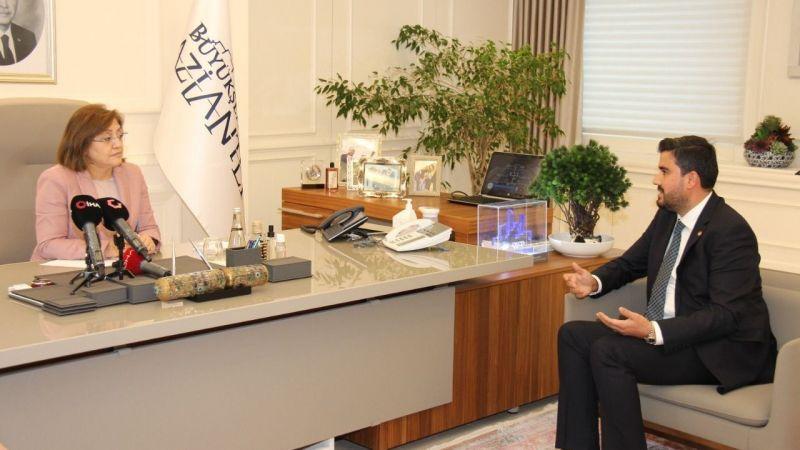 Şahin'den GGC yönetimine tebrik