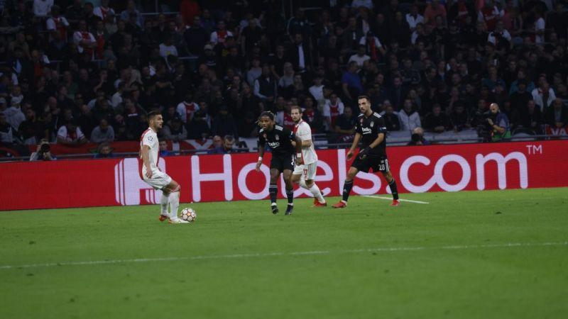 Beşiktaş Avrupa'da sessiz film gibi