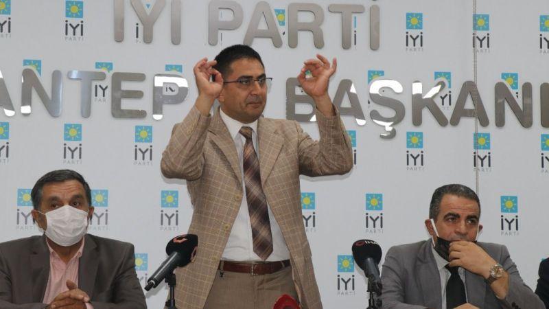İYİ Parti Gaziantep İl Başkanı neden istifa etti ?
