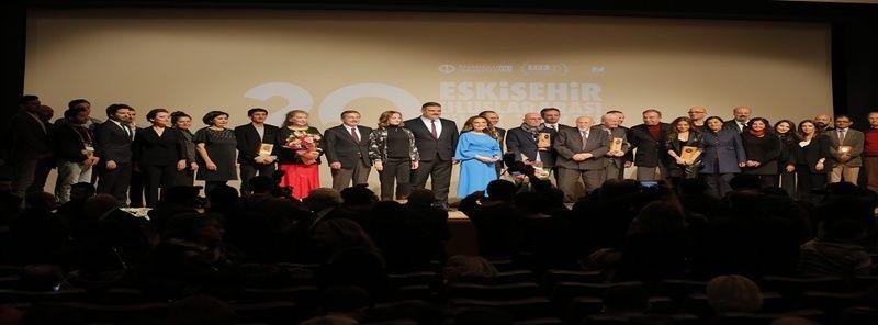 Eskişehir film festivali başladı