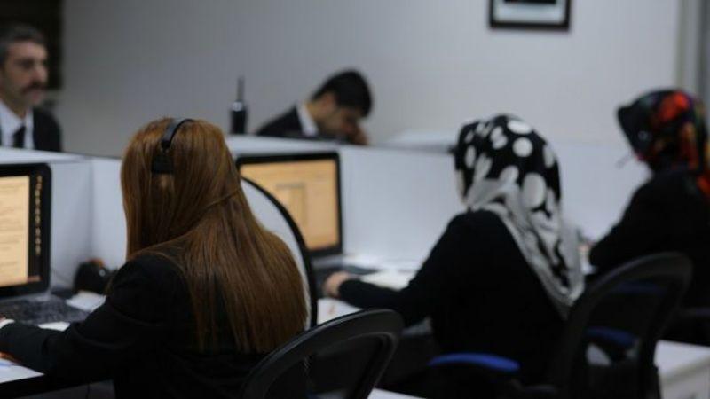 Erzincan çağrı merkezi çalışıyor