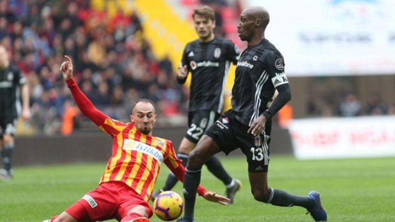 Beşiktaş puanı son dakikada kurtardı