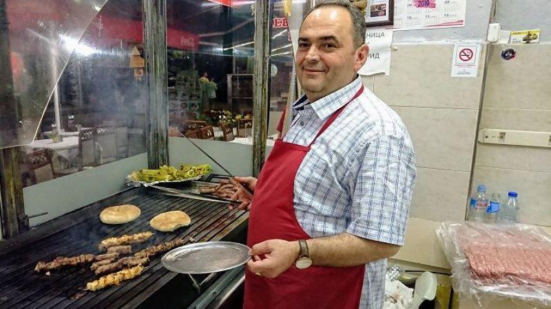 Ohri'de Makedon Lezzetleri Salim Usta'da