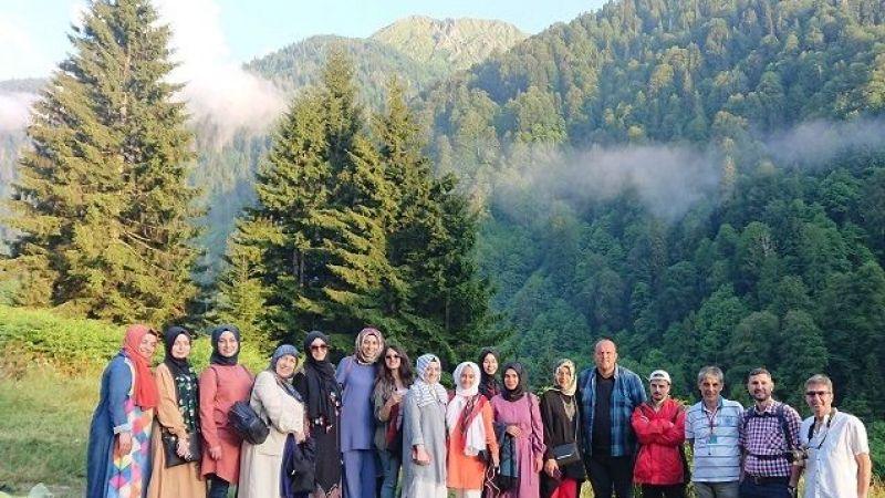 İGEDER Karadeniz & Doğu Anadolu Gezisi