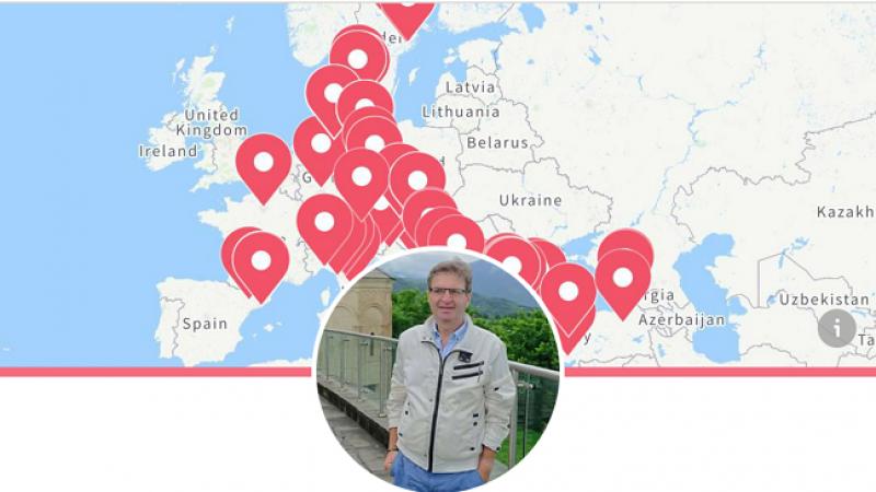 HERAN HABER İçin  2019 Gezi Yılı Oldu 16 Ülke 55 Şehir