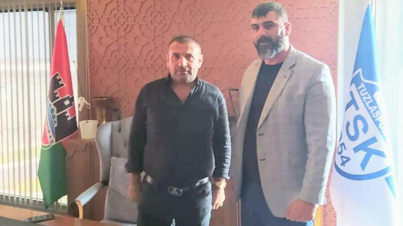 Hacıalioğlu Tuzlaspor Yönetiminde