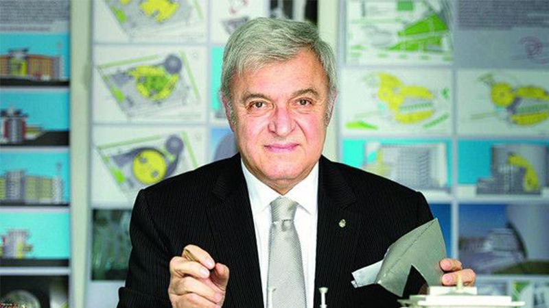 Mimar Prof. Dr. Ahmet Vefik Alp yaşamını yitirdi