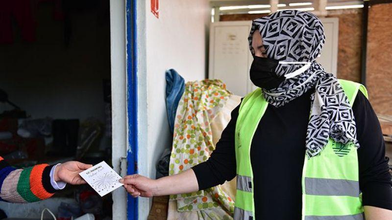 Kısıtlamada İhtiyaç Sahibi Ailelere 2 Milyon 500 Bin Liralık Yardım Paketi