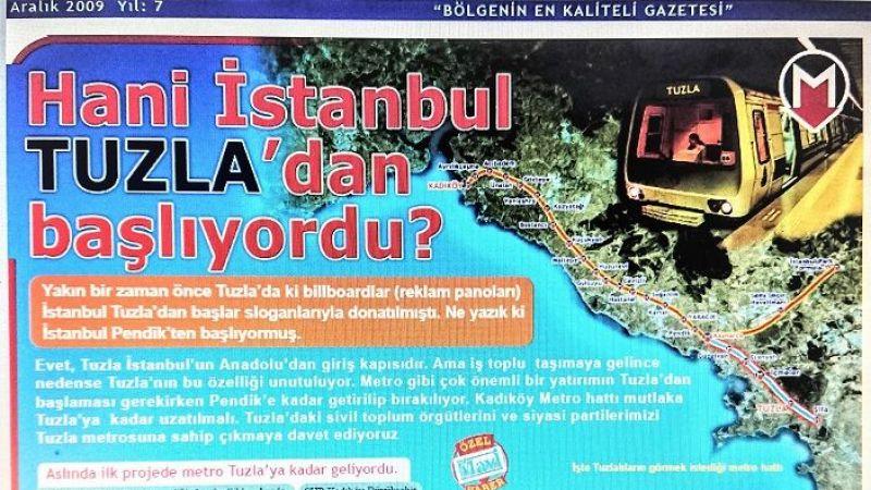 Tuzla'nın Adı Yok Bir Metro Filmi !