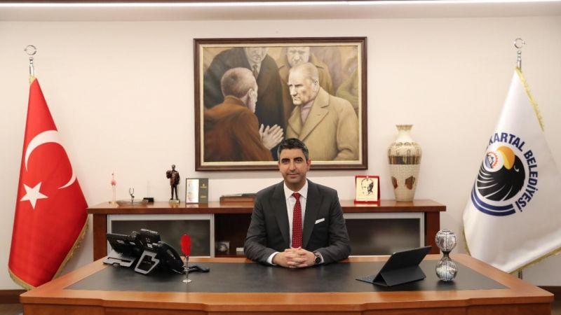 Kartal Belediye Başkanı Gökhan Yüksel; Bayramın manevi gücüyle yaraları birlikte sarıyoruz