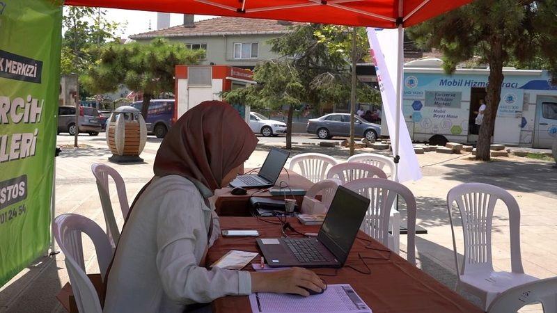 Tuzla Belediyesi'nden, YKS Sonrası Tercih Yapmak İsteyen Öğrencilere Rehberlik Hizmeti