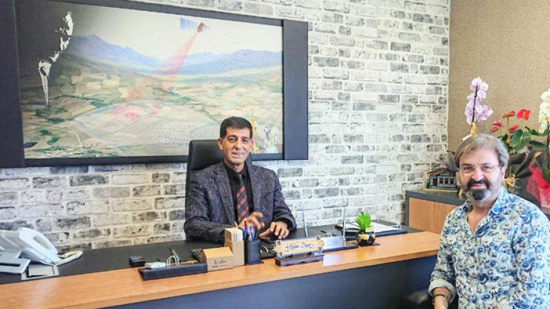 Yeni Tuzla Tapu Müdürü Hakan Dinçer Göreve Başladı
