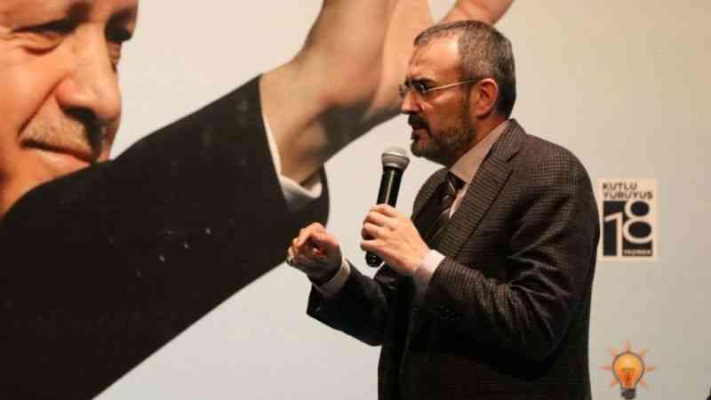 Mahir Ünal: ''NATO'ya görevini Recep Tayyip Erdoğan hatırlattı''