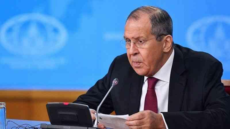 """Lavrov: """"Türk ve Rus askeri temsilcileri İdlib'de iletişim halinde"""""""