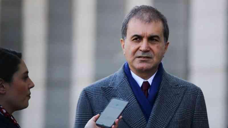"""AK Parti Sözcüsü Ömer Çelik'ten """"darbe"""" açıklaması"""