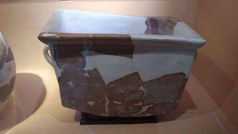 """3 bin 500 yıllık küvet: """"O zamanki küvet bugünkünden orijinal"""""""