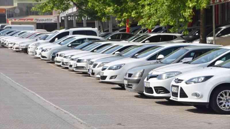 Kahramanmaraş'ta ikinci el araçlar fiyatları yükseldi