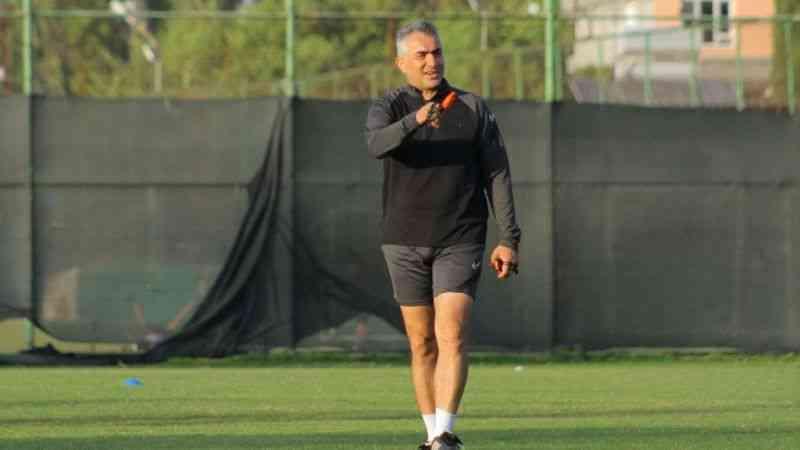 Mehmet Altıparmak, Hatayspor'la Süper Lig'de de başarı yakalama peşinde