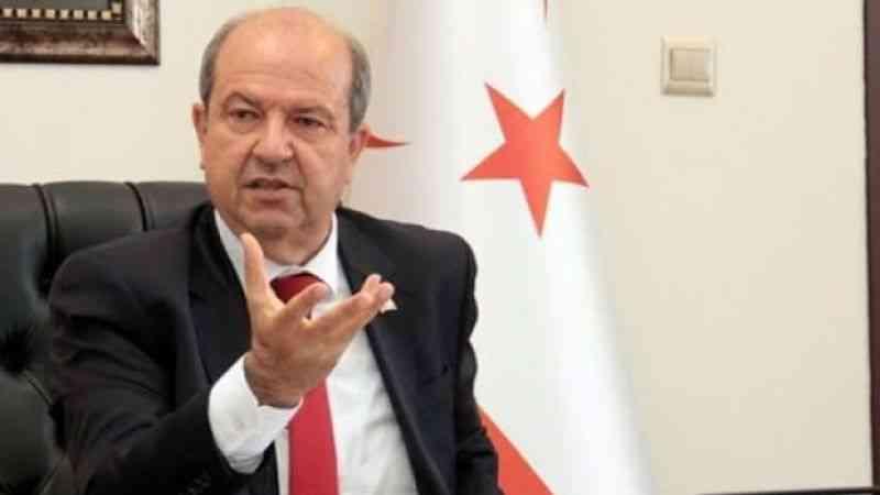 """KKTC Cumhurbaşkanı Tatar: """"Rum yönetiminin hakimiyetçi zihniyeti kabul edilemez"""""""