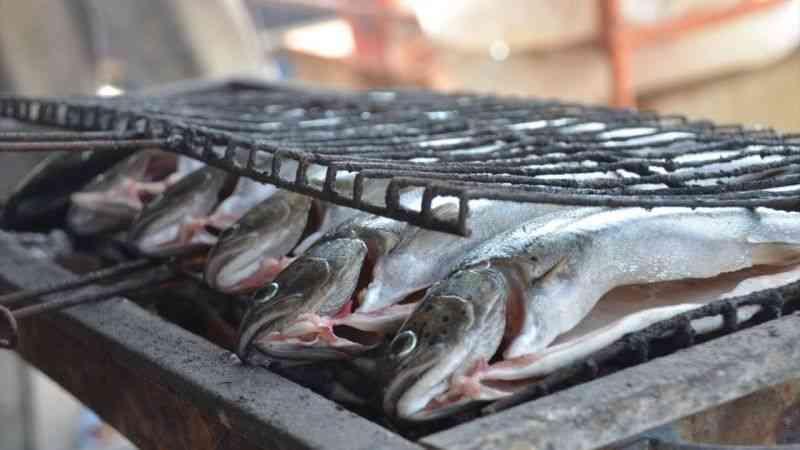 Denizi olmayan kentten 25 milyon dolarlık balık ihracatı