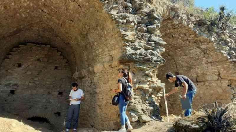 Roma Kolezyumu'nun benzeri Nazilli'de ortaya çıktı