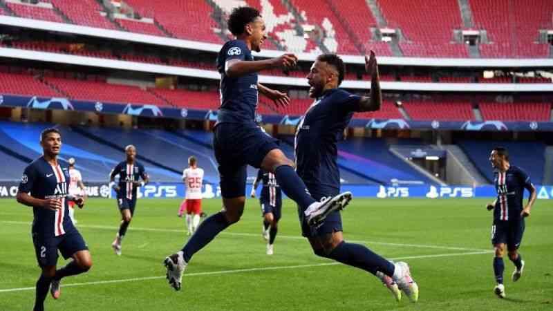 Şampiyonlar Ligi'nde ilk finalist Paris Saint-Germain