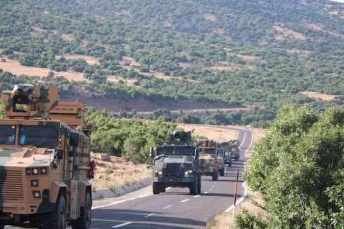 İçişleri Bakanlığınca Bingöl'de Yıldırım-6 Karacehennem Operasyonu başlatıldı
