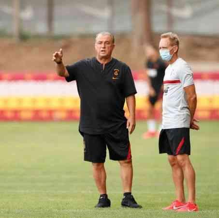 Galatasaray'da Scott Piri teknik ekibe katıldı